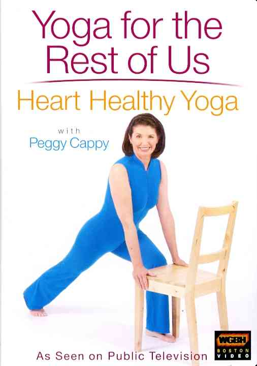 YOGA FOR THE REST OF US:HEART HEALTHY BY CAPPY,PEGGY (DVD)